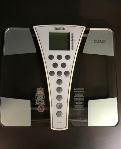 BC 587 Innerscan Body Composition Monitor